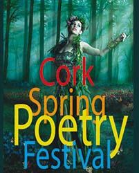 Cork Spring Poetry Festival logo